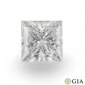 Princess Cut Diamond 2.02ct H/VS2